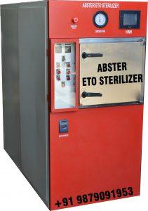 Hospital eto sterilizer