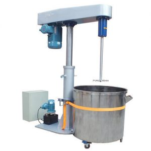 Hydraulic High Speed Disperser Machine