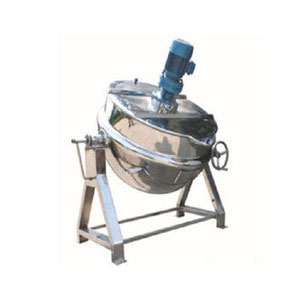 jacketed heating kettle