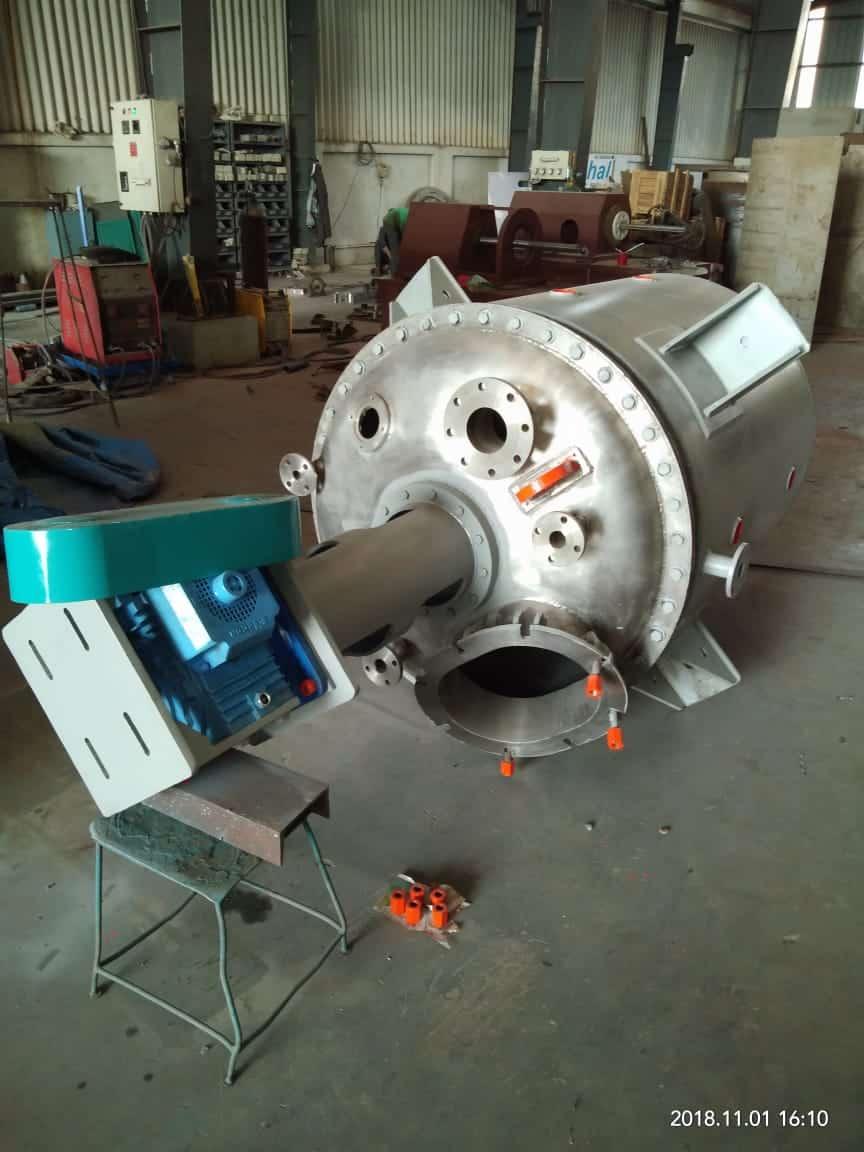 Reactor pressure vessel manufacturer