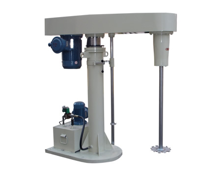 Variable Speed Hydraulic High Speed Disperser